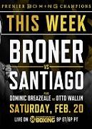Boxing - Broner Vs Santiago 2021.02.20. HDRip 720p [A1Rip]