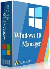Yamicsoft Windows 10 Manager v3.4.5 Multilingual Portable [FTUApps]