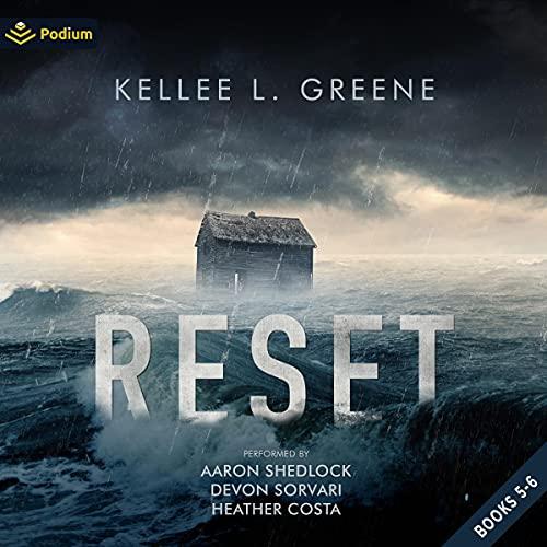 Reset: Publisher's Pack 3 - Kellee L. Greene - 2021 (Sci-Fi) [Audiobook] (miok)