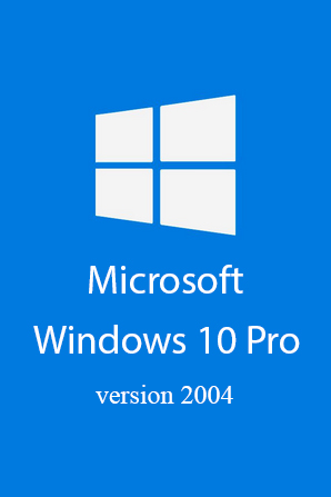 Windows 10 Pro x64 v2004 En-US - ACTiVATED June 2020 Update