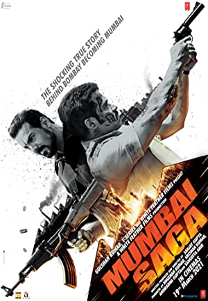 Mumbai Saga (2021) Hindi 720p HD Camrip - NO LOGO - 1 2 GB - x264 AAC- Shadow BonsaiHD