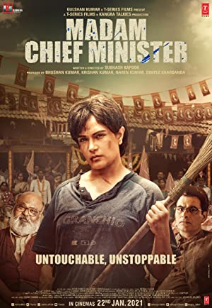 Madam Chief Minister (2021) Hindi 720p NF WEBRip AAC 5.1 ESub x264- Shadow