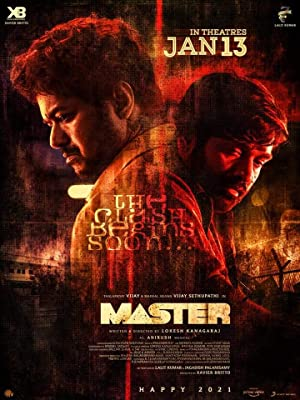 Vijay the Master (2021) WebRip x264 HiNdi Dubb AAC[Pherarim]