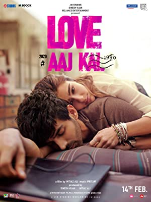 Love Aaj Kal (2020) Hindi Original 720p NF WEBRip ⭐800 MB⭐ DD-5.1 ESub x264 - Shadow (Bonsai)