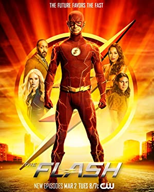 The Flash 2014 S07E07 480p x264-mSD