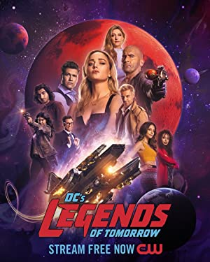 DCs Legends of Tomorrow S05E14 WEB H264-BTX